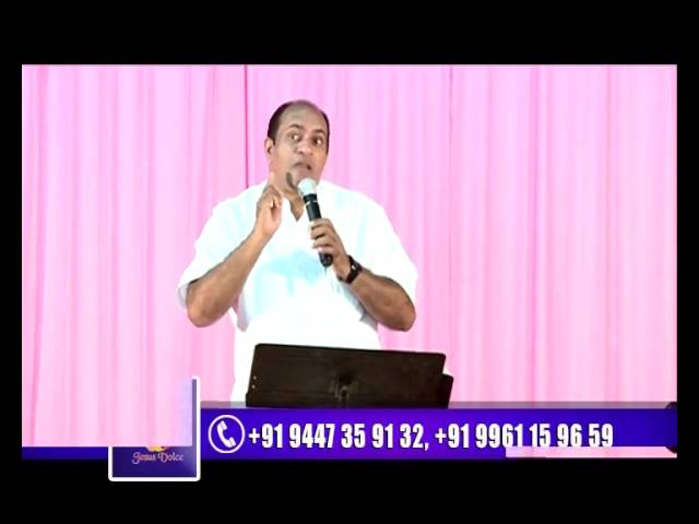 Br.Ani George - Jesus Voice 19.09.2016