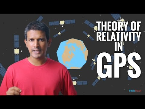 Theory Of Relativity In Real Life - GPS Satellites