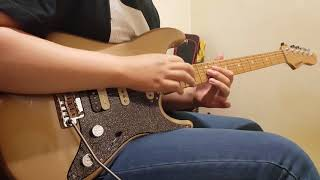 Guthrie Govan - Fives (cover)