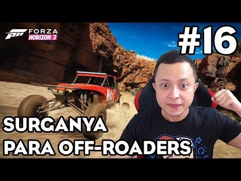 Festival Baru Surganya Off-Roaders - Forza Horizon 3 Indonesia Gameplay #16
