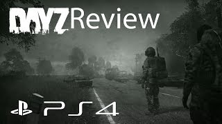 DayZ Playstation 4 Gameplay Review PS4