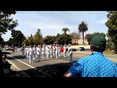 Anchors Aweigh by the U.S. Navy Marching Band
