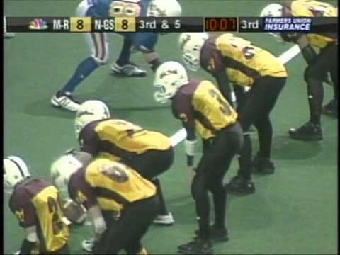 North Dakota 2007 9-Man Football State Championship Highlight Video