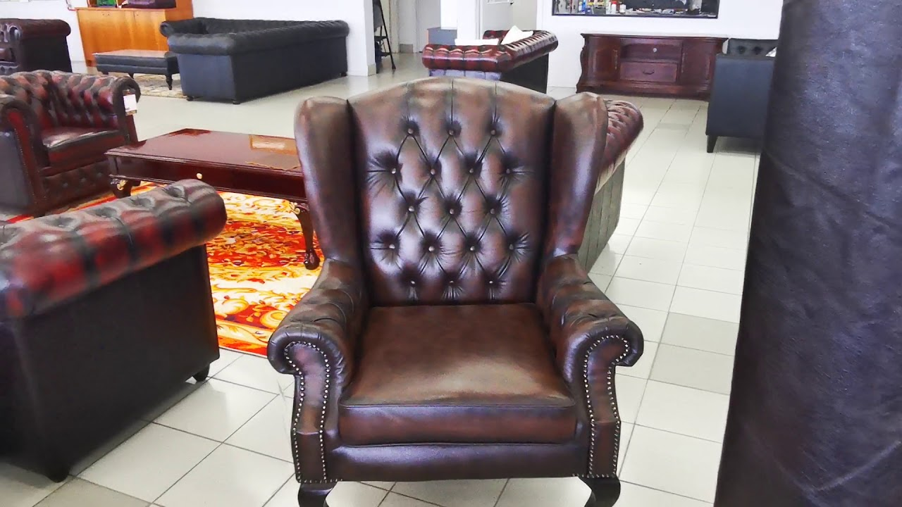 Genuine Italian Leather Chesterfield Buy In Store Or Online Chairs