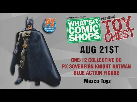 PREVIEWSworld ToyChest: New Collectibles For The Week Of 8/21/2019