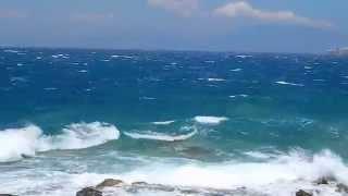 шторм на Миконосе