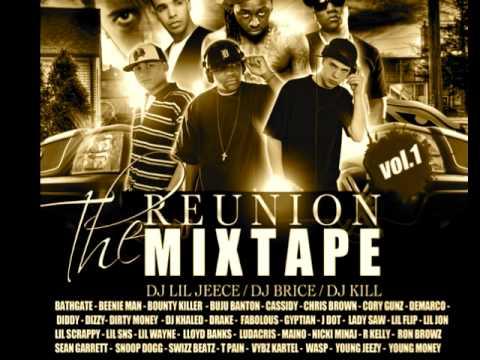 Intro Reunion Mixtape 2010 ( mix by Dj Lil Jeece, Dj Brice, Dj Kill )