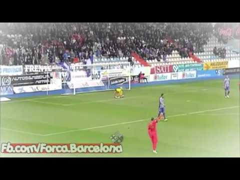 Halilovic amazing goal vs Ponferradina