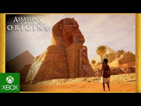Assassin's Creed Origins: Discovery Tour | Trailer