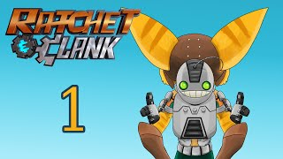 Cry Plays: Ratchet & Clank [P1]