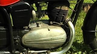 Pannonia Т-5 советско румынский мотоцикл