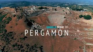 Exploring the Ancient City of Pergamon / Bergama Antik Kenti