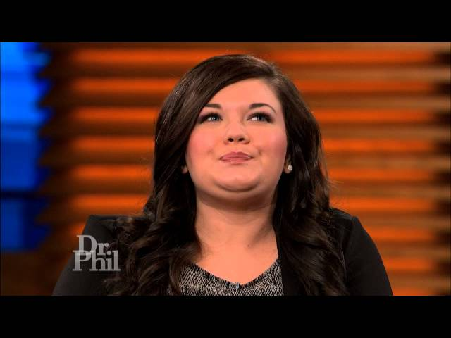 Amber Explains Why She Chose Prison Over Rehab -- Dr. Phil