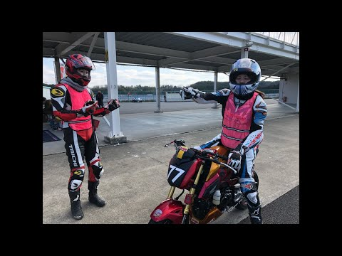【レン耐2019】開幕戦 袖ヶ浦フォレストレーシング さおりん&みうみう(決勝)