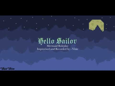 Hello Sailor - Mermaid Roleplay