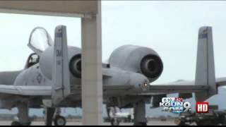 DM A-10 unit flying again