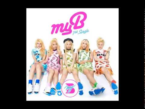 (DL MP3) myB – 1st Single 'MY OH MY' (Single)