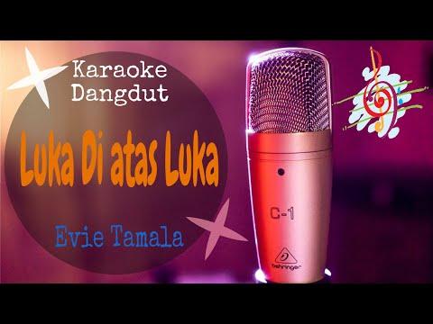 karaoke-dangdut-luka-diatas-luka---evie-tamala-||-cover-dangdut-no-vocal