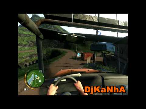 Far Cry 3 test cascade Djkanha