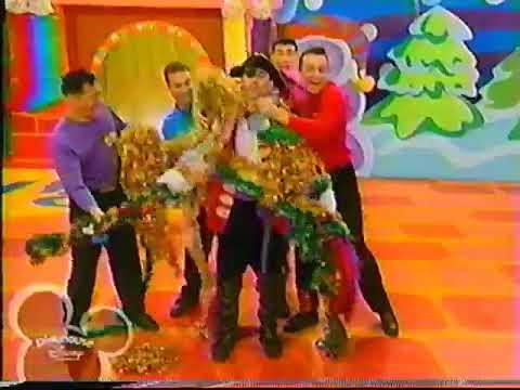 The Wiggles -- Decorate The Tree (w/ Playhouse Disney Watermark)