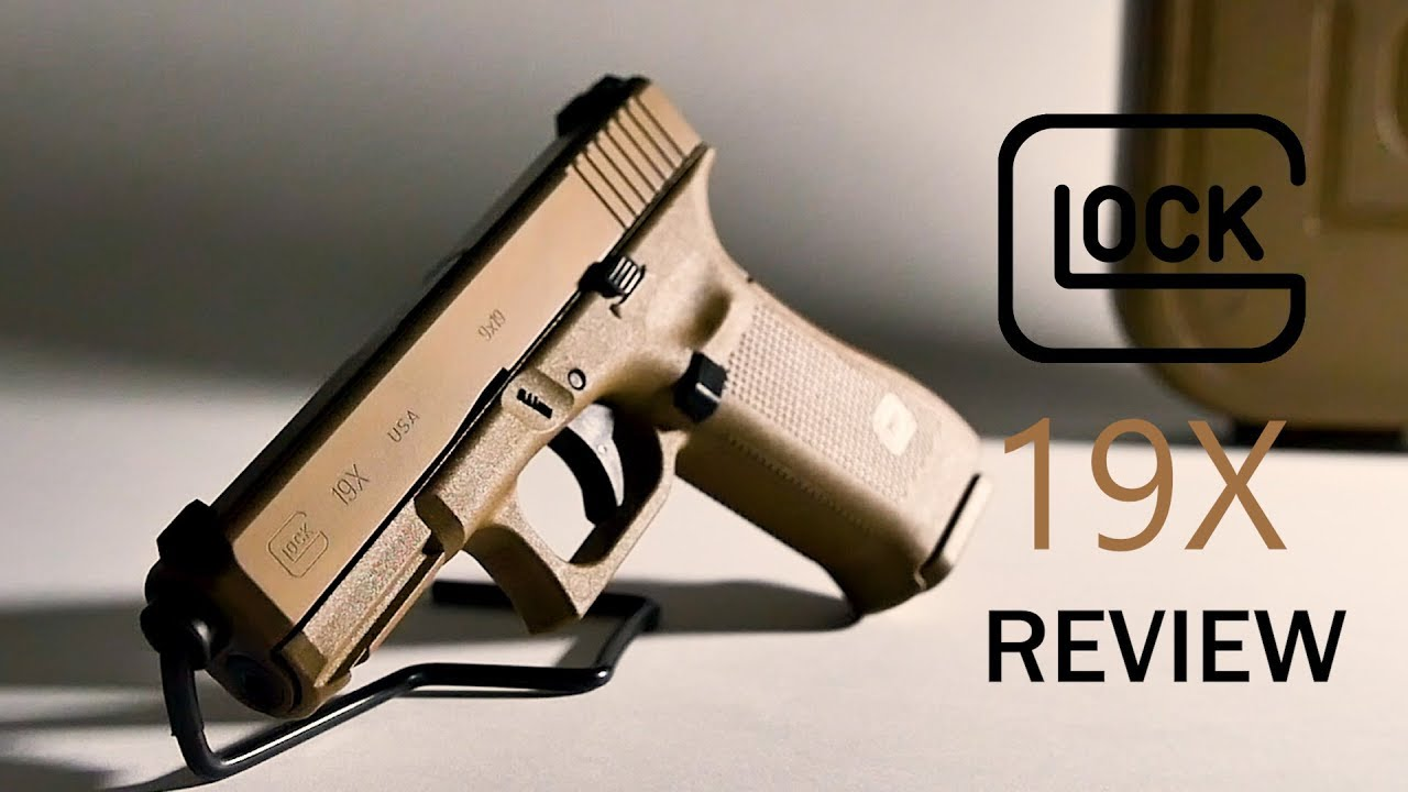 Glock 19x Review Youtube