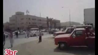 فيديو محاولة اختطاف باص بنات في الرياض