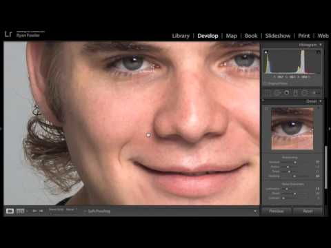 How to: Full Lightroom Portrait Editing Tutorial From Start To Finish