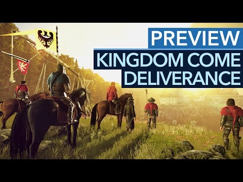 Kingdom Come: Deliverance Beta - Wer braucht schon Orks?