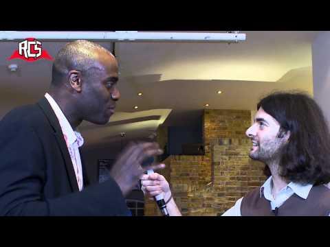 Red Carpet Screenings International Short Film Festival - April 2011 - Phil Gayle Foyer Interview