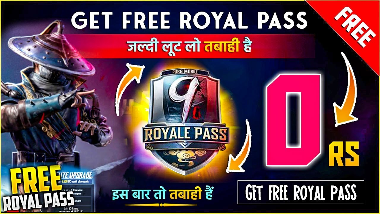 Google Play Store trick to Get Royal Pass and UC in PUBG mobile 100% Working