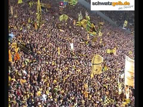 Borussia Dortmund - Arminia Bielefeld 6:0 - Part 1 Fans - BVB vs DSC Arminia