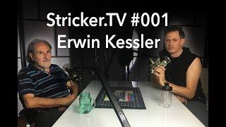 Gambar cover Stricker.TV #001 - Erwin Kessler