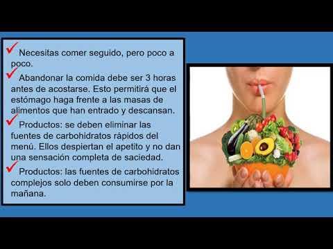 que carbohidratos no comer para bajar de peso