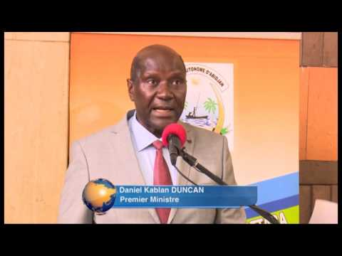 Prix du jeune entrepreneur émergent : Le Gouverneur du District d'Abidjan honore les lauréats