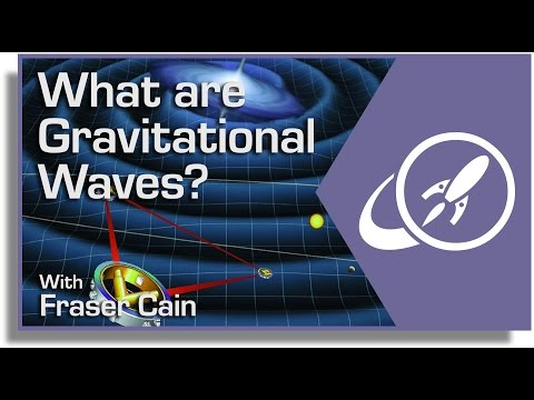 Video image: What Are Gravitational Waves?