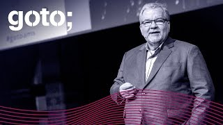 GOTO 2018 • The Evolution of Threat Models for Secure Communication Products • Phil Zimmermann