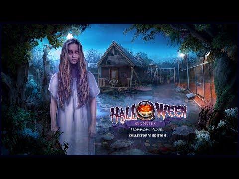 Halloween Stories 3. Horror Movie Walkthrough | Хеллоуинские истории 3. Фильм ужасов прохождение #1