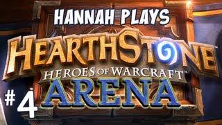Hearthstone Arena #4 (Paladin)