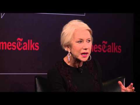 Helen Mirren I Interview I TimesTalks