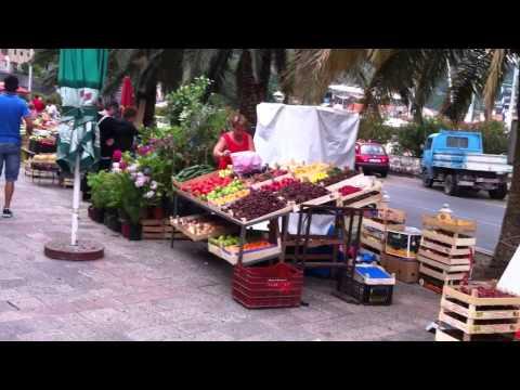 Kotor Market | Montenegro Vlog