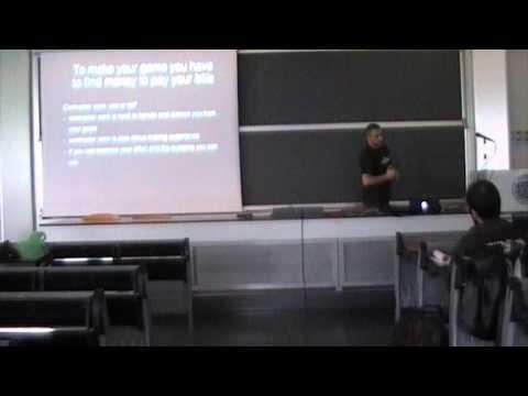 Videogame Design and Programming - Luca Marchetti (Studio Evil)
