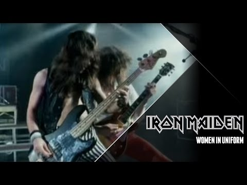Iron Maiden - Women In Uniform (Official Video)