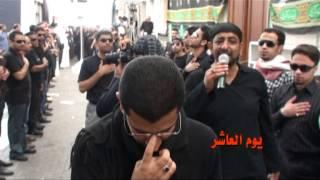 بكاء الرادودين مرتضى وأباذر الحلواجي يوم عاشر 1432