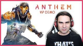 ΜΕΣΑ ΣΤΟ ΧΑΟΣ! (Anthem: VIP Demo)
