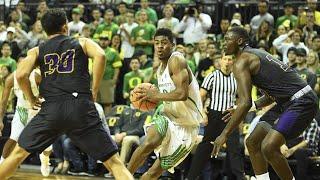 Recap: Oregon men's basketball drops 100 on Prairie View A&M