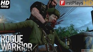 Rogue Warrior - PC Gameplay 1080p