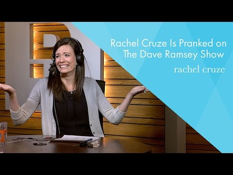 I Got Pranked on The Dave Ramsey Show!
