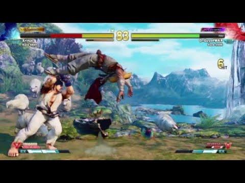 X-Factor Zeku vs Shinnku Ryu (Full Match)