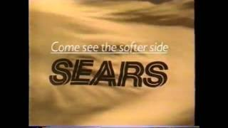 "Sears - ""Softer Side"" jingle 'Softest Hardware' [1 min] (1993) Jake Holmes"