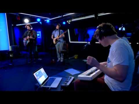 The Wombats Give Me A Try BBC Radio 1 Live Lounge 2015